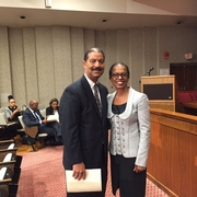 Professor Davis and Chief Judge Washington