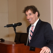 Rep. Jamie Raskin giving remarks