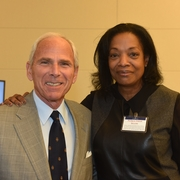 Prof. Robert Goldman and Special Advisor for the International Criminal Court Patricia Viseur Sellers