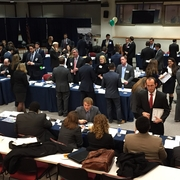 Over 150 Employers Attend Annual Externship Fair at AUWCL